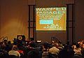 Lisa Randall lecture.jpg