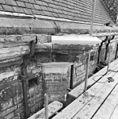 Liseen met weer onder profiel gebrachte afdekplaat hoogkoor noord zijde. - Dordrecht - 20061190 - RCE.jpg