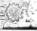 Livorno map of the town (1696) by Vincenzo Coronelli 02.jpg