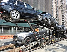 Car carrier trailer - Wikipedia