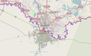 Brownsville–Matamoros Transborder agglomeration
