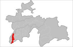Location of Qubodiyon District in Tajikistan.png