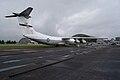 Lockheed C-141C Starlifter Hanoi Taxi RSideRear AirPark NMUSAF 26Sep09 (14413133959).jpg