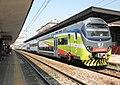 Lodi - stazione ferroviaria - Treno Servizio Regionale - linea S1.jpg