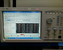 Logic analyzer Agilent 16902A.jpg