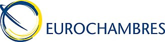 Eurochambres - Image: Logo EUROCHAMBRES Web