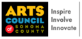 Logo of the 2009 Arts Council of Sonoma County.png