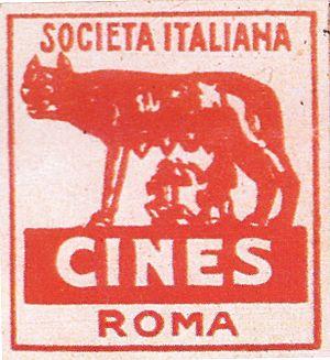 Cines - Image: Logo società italiana Cines