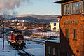 Lokeinsatzstelle Wernigerode im Sonnenaufgang.jpg