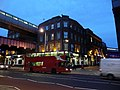 London - the Wellington, Waterloo, at dusk - geograph.org.uk - 2230204.jpg