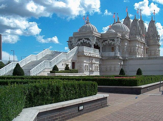 BAPS Shri Swaminarayan Mandir London_4