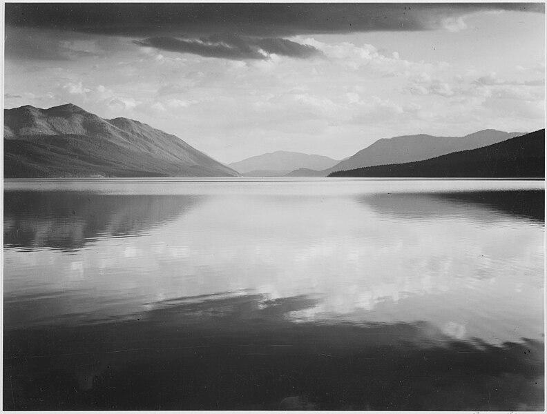 792px-Looking_across_lake_toward_mountai