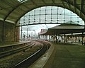 Looking south from platform 4 Newcastle railway station - geograph.org.uk - 811839.jpg