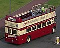 Lothian Buses open top tour bus Mac Tours Routemaster August 2007.jpg