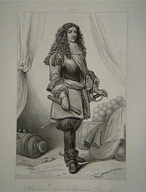 Louis de Crevant, Duke of Humières - Louis de Crevant.