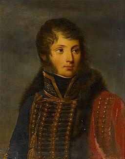 Louise Adélaïde Desnos, née Robin (1807-1870) - Jean-Léonard-François, comte Le Marois (1776-1836), général de division