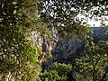 Loutses cave entry - panoramio.jpg