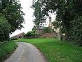 Low Common past Hellington Hall - geograph.org.uk - 1440645.jpg