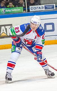 Ľuboš Bartečko Slovak ice hockey player and Olympic athlete