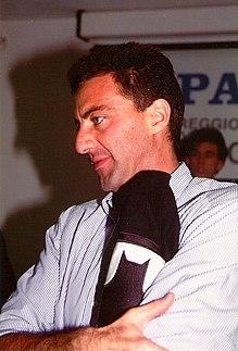 Luca Barbareschi Italian actor