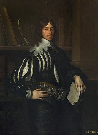 Lucius Cary, 2nd Viscount Falkland - Image: Luciuscary