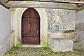 Ludmannsdorf Grosskleinberg Filialkirche Sankt Helena Vorhalle Portal 16062011 115.jpg