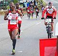 Ludwick Mamabolo, 2012 Comrades.jpg