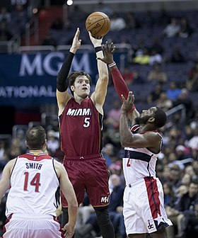 Image illustrative de l'article Luke Babbitt