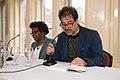 Lusophone Voices A Reading & Conversation with José Eduardo Agualusa. (25937282034).jpg