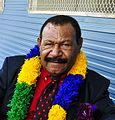 Luther Wenge, Governor of Morobe Province, Papua New Guinea.jpg