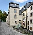 Luxembourg Grund rue S Weis maison van der Vekene 2012.jpg