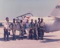 Lynn Garrison with Haitian crew and Marchetti S-211.png