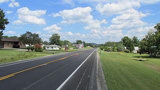 Brush Creek Township, Adams County, Ohio Township in Ohio, United States