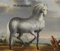 Målning av apelkastad häst från cirka 1650 - Skoklosters slott - 96160.tif