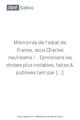 Mémoires de l'estat de France, sous Charles neufiesme, 1577, tome 3.pdf