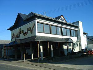 Mörsdorf - Modern community centre