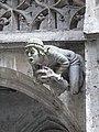 München Neues Rathaus Gargoyle 05.jpg