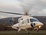 M-JCBA Sikorsky S-76 Helicopter JCB Ltd (25867260116).jpg