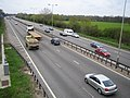 M4 Motorway near Bray - geograph.org.uk - 157207.jpg