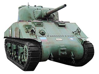 Lend-Lease Sherman tanks Type of Medium tank