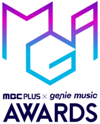 MBC Plus X Genie Music Awards logo.png