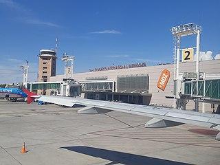 Governor Francisco Gabrielli International Airport