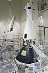MPCV Orion Spacecraft assembling.jpg