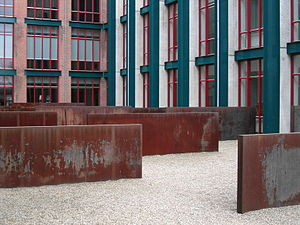Richard Serra - Hours of the Day (1990), Bonnefanten Museum, Maastricht.