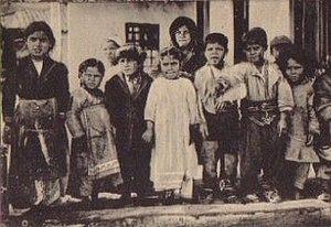 Romani people in the Republic of Macedonia - Image: Macedonian Gipsies