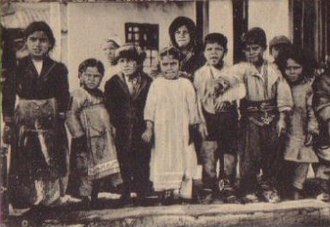 Romani people in North Macedonia - Image: Macedonian Gipsies