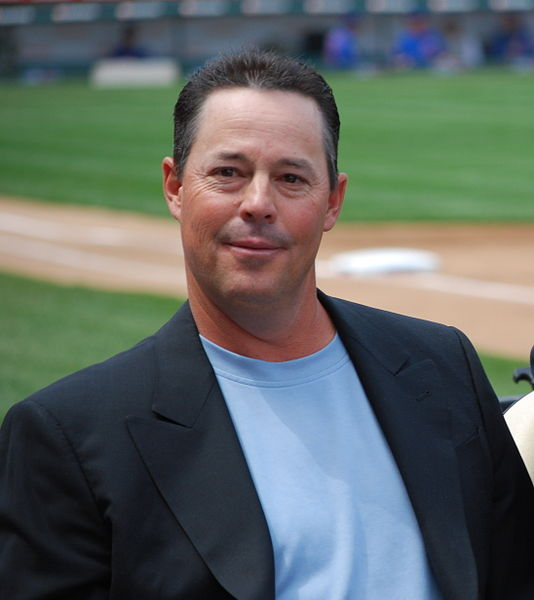Greg Maddux is Mentoring Like Whoa