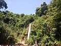 Madhabkunda Waterfall from afar.jpg