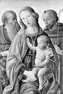 Madonna and Child with Saints Jerome and Francis MET ep32.100.74.bw.R.jpg