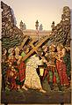 Maestro di trognano, andata al calvario, 1476-1491, da s.m. del monte a velate (varese) 01.JPG